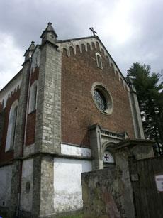 Kostel sv. Kateřiny v Krásně