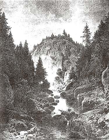 Druhý Sokolov - kresba
